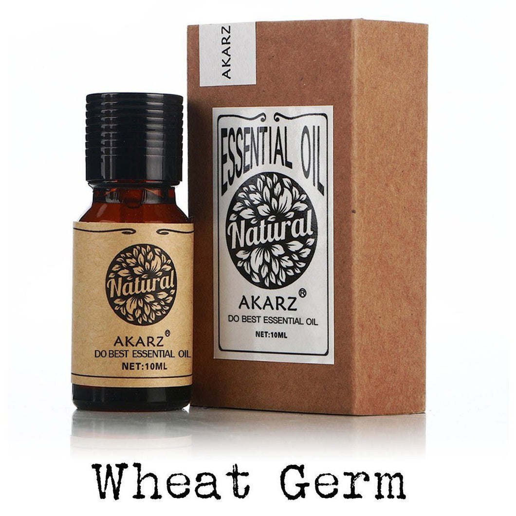 Wheat Germ Oil for Healthy Blood Sugar