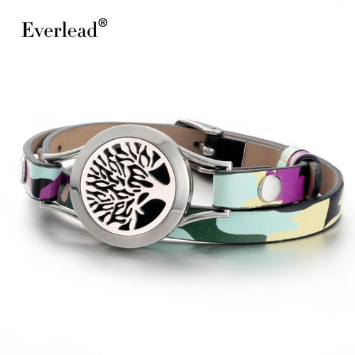 Aromatherapy Tree of Life Bracelet
