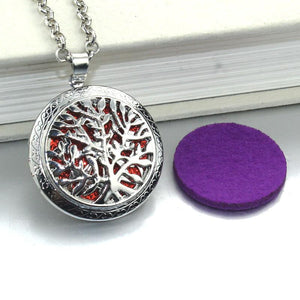 Tree of Life Antique Locket