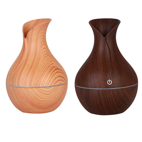 Ultrasonic Essential Oil Diffuser And Humidifier
