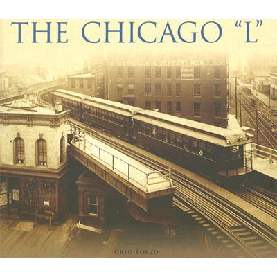 The Chicago 'L' Book - CTAGifts.com