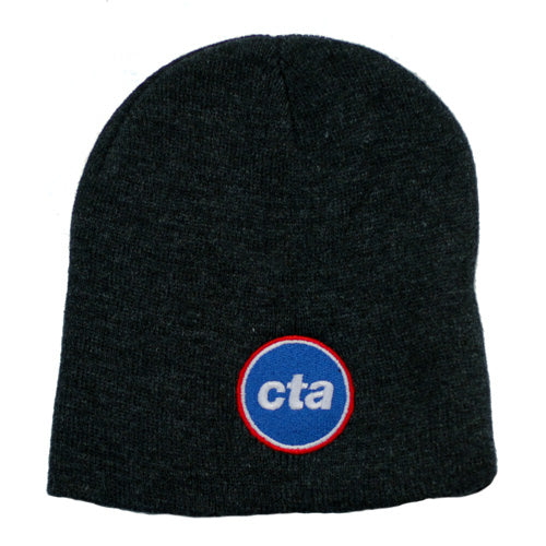 CTA Logo (Black) Knit Cap