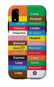 'L' Destinations iphone Case
