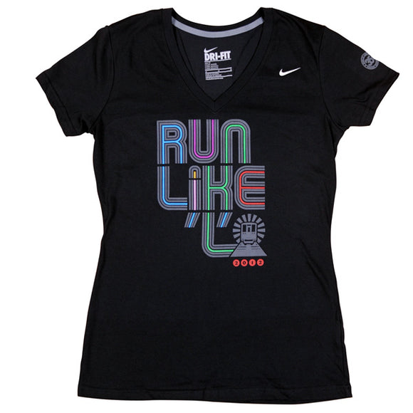 Run Like 'L' (Women's) T-Shirt