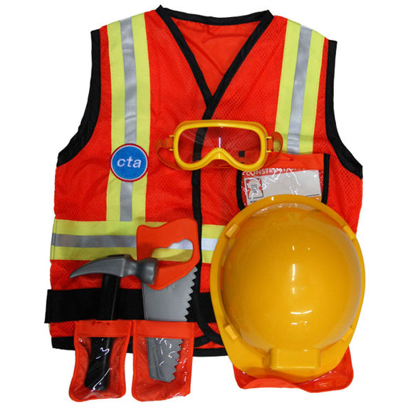 CTA Trackworker Play Costume