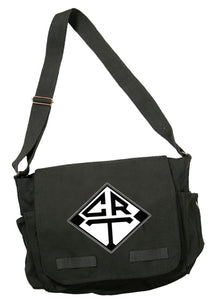 CRT (Chicago Rapid Transit) Messenger Bag