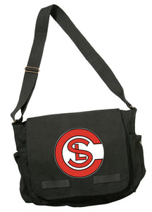CSL (Chicago Surface Lines) Messenger Bag