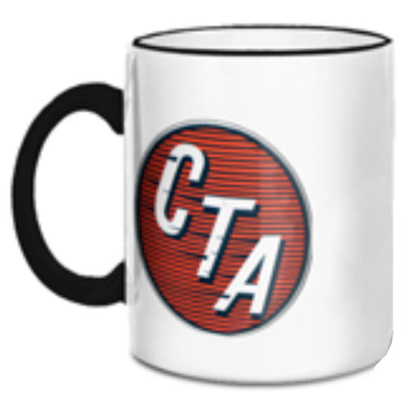 Orange CTA Logo (1947 to 1954) Mug