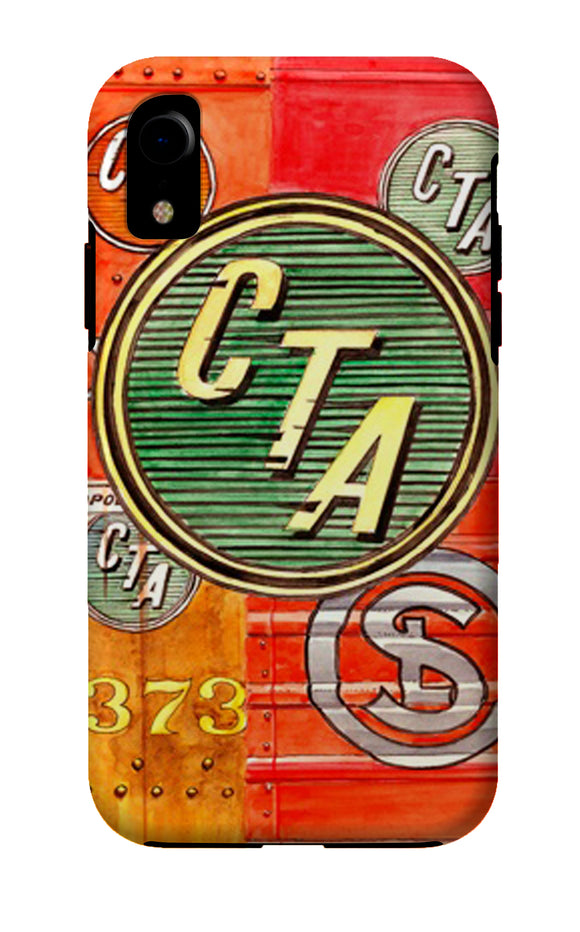CTA Logos iPhone Case