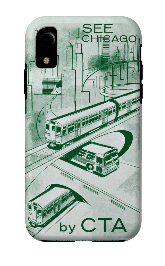 See Chicago iPhone Case