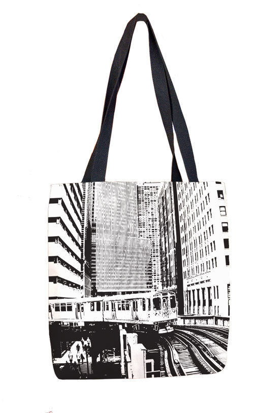 In the Loop Tote Bag