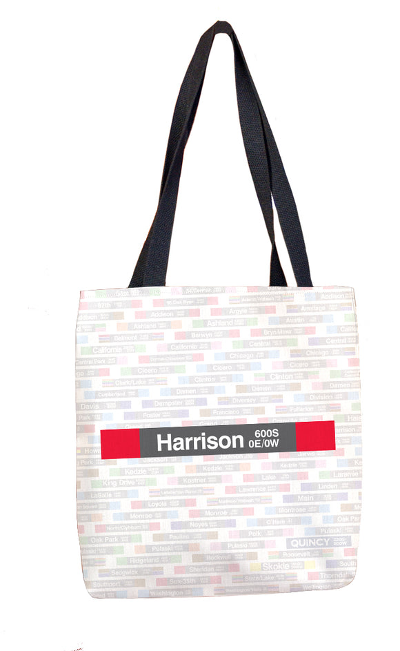 Harrison Tote Bag
