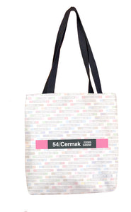54th/Cermak Tote Bag