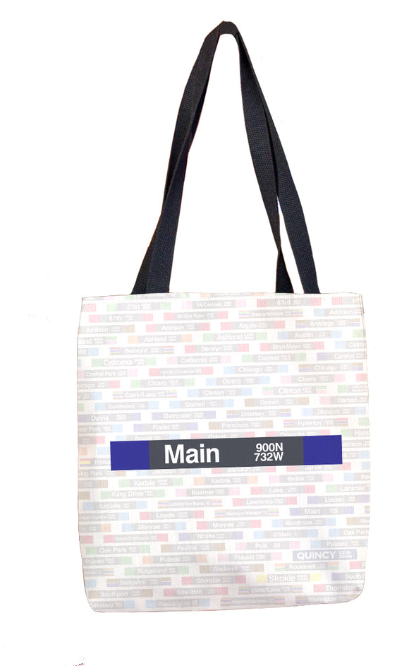 Main Tote Bag