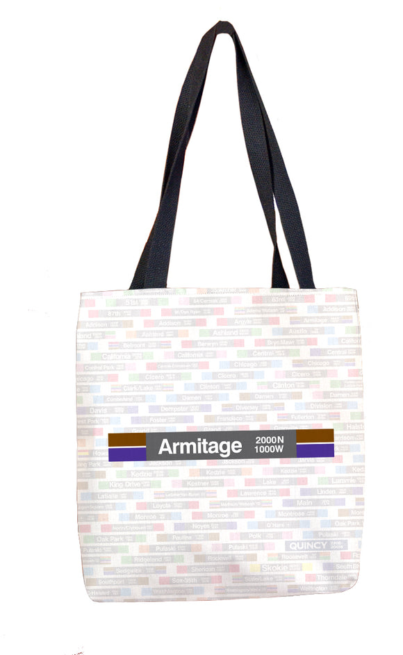 Armitage Tote Bag - CTAGifts.com