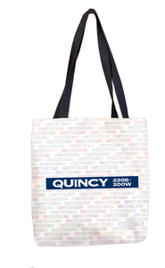 Quincy Tote Bag