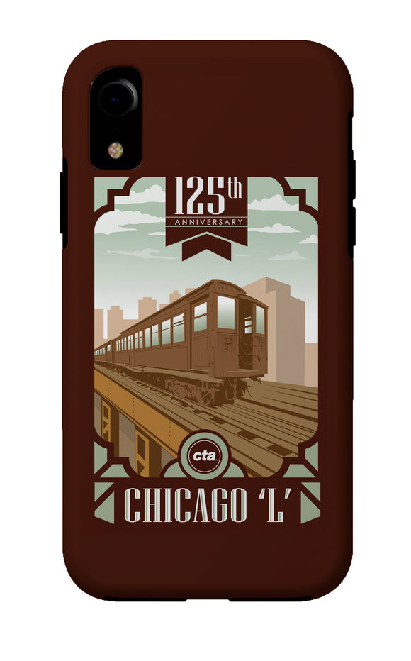 125 Anniversary iPhone Case