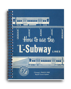How to Use the 'L' Subway Spiral Journal