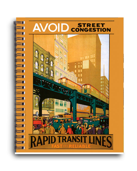 Avoid Street Congestion Spiral Journal