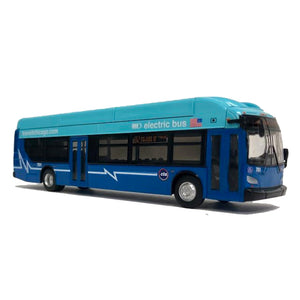 700-series New Flyer XE40 Electric Transit Bus