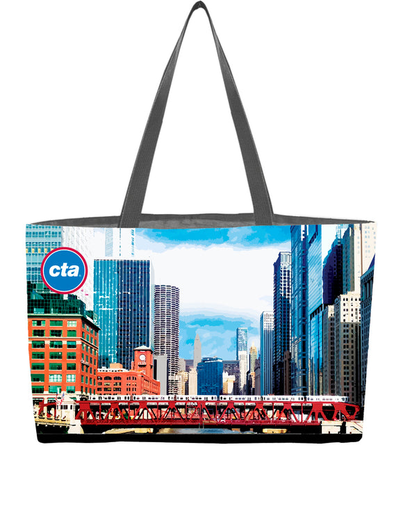 River Crossing Weekender Tote
