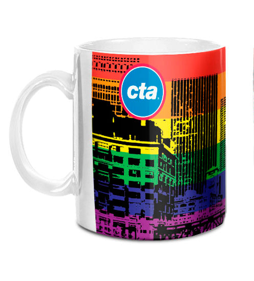 River Crossing (Pride) Mug