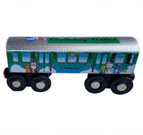 2019 CTA Holiday Train Wooden Train (Pre Order)