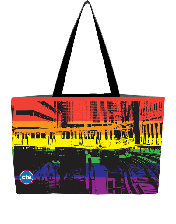 In the Loop (Pride) Weekender Tote