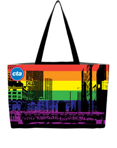River Crossing (Pride) Weekender Tote