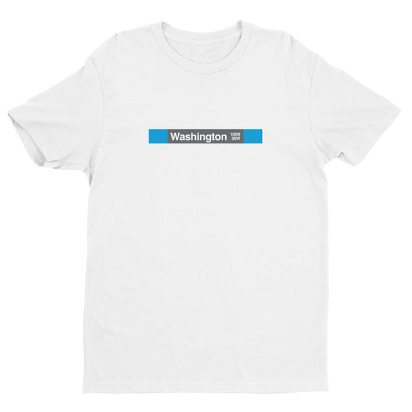 Washington (Blue) T-Shirt