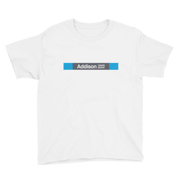 Addison (Blue) T-Shirt