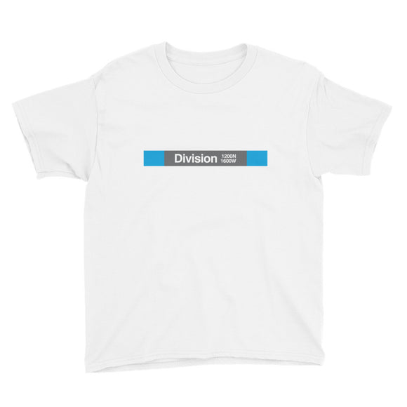 Division (Blue) Youth T-Shirt