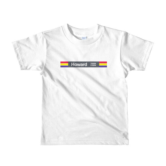 Howard Toddler T-Shirt