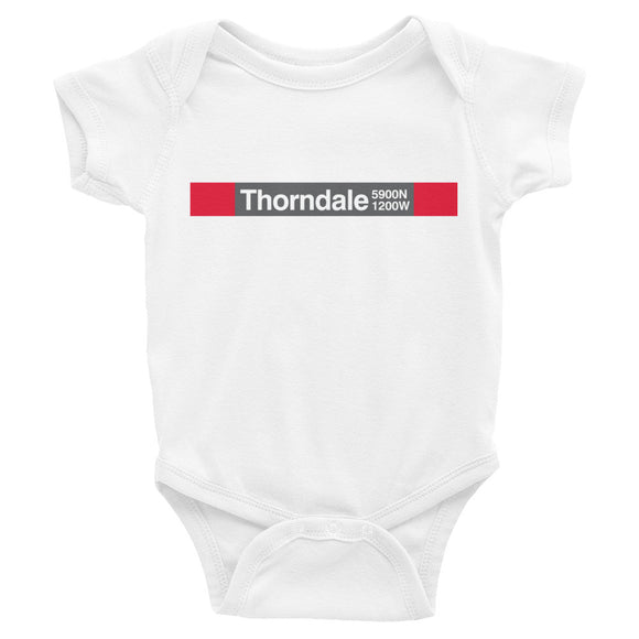 Thorndale Romper
