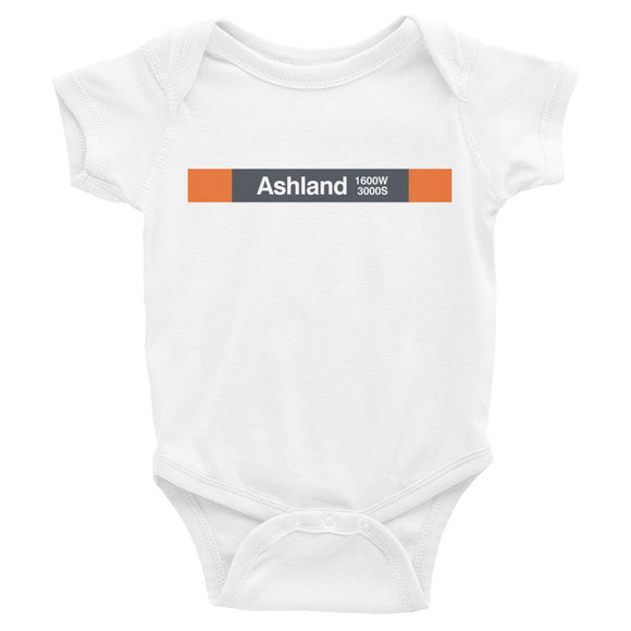 Ashland (Orange) Romper