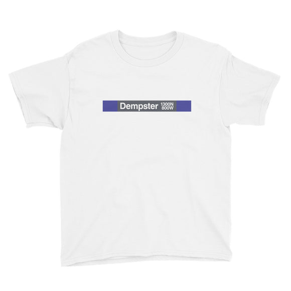 Dempster (Purple) Youth T-Shirt