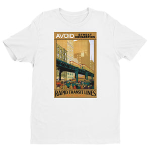 Avoid Street Congestion T-shirt