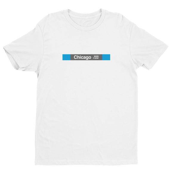 Chicago (Blue) T-Shirt