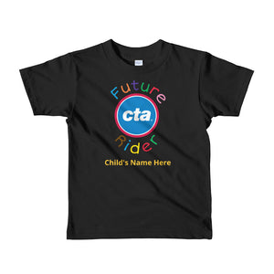 Future CTA Rider (Personalized) Toddler T-Shirt - CTAGifts.com