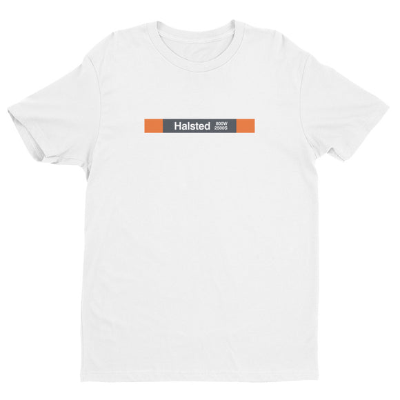 Halsted (Orange) T-Shirt