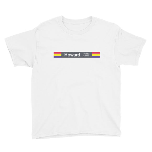 Howard Youth T-Shirt - CTAGifts.com