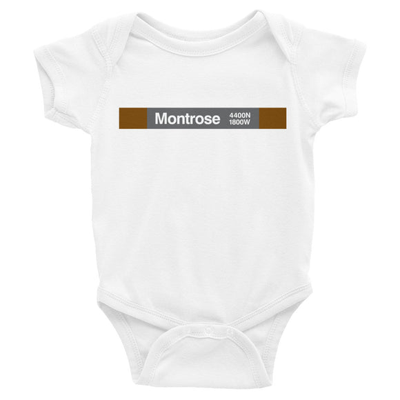 Montrose (Brown) Romper