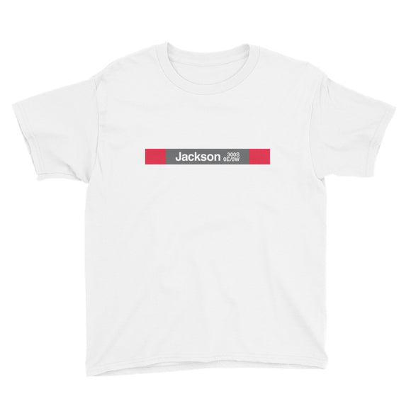 Jackson (Red) Youth T-Shirt