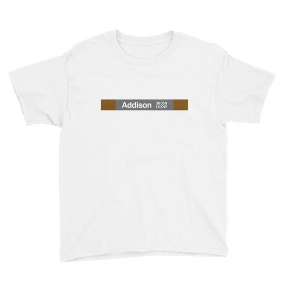 Addison (Brown) Youth T-Shirt - CTAGifts.com