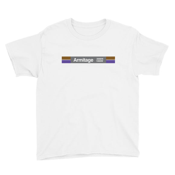 Armitage Youth T-Shirt - CTAGifts.com