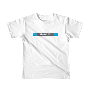 Grand (Blue) Toddler T-Shirt