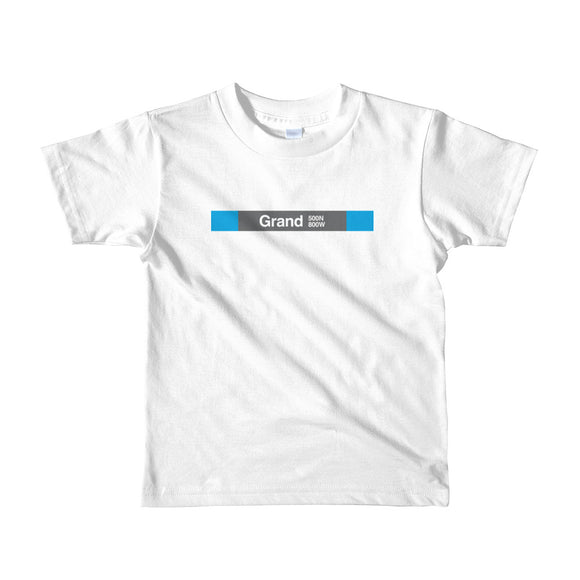 Grand (Blue) Toddler T-Shirt - CTAGifts.com