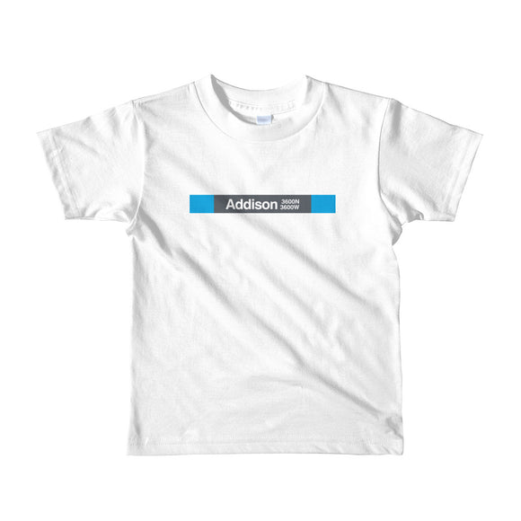 Addison (Blue) Toddler T-Shirt