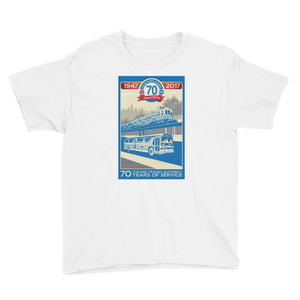 CTA 70th Anniversary Youth T-Shirt