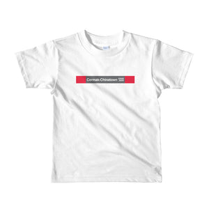 Cermak-Chinatown Toddler T-Shirt